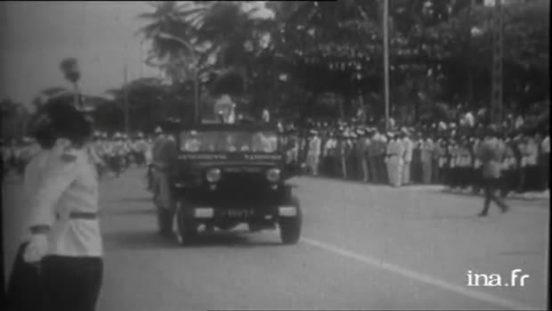 Indépendance 1960 Gabon
